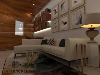 Ruang Keluarga:  Ruang Keluarga by Internodec
