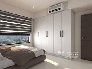 臥室/歐式系統傢俱 木博士團隊/動念室內設計制作 臥室