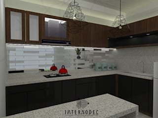 Private Residence Mrs. OM:  Dapur by Internodec