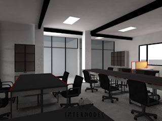 Area Staff:  Kantor & toko by Internodec