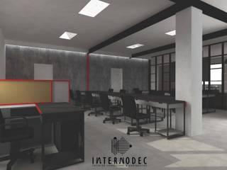Office PT. MTC:  Kantor & toko by Internodec