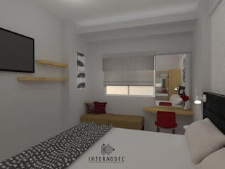 Study/office by Internodec