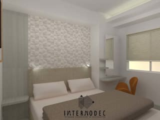 Children's bedroom 2 by Internodec Minimalist