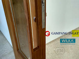 Gampang Ingat Windows & doors Doorknobs & accessories
