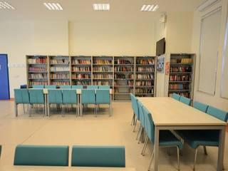 VELİEFENDİ BİLGİ EVİ Modern Çalışma Odası OFİS & OFİS MOBİLYA Modern