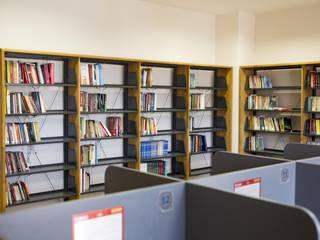 SEYYİD NİZAM MİLLET KÜTÜPHANESİ Modern Çalışma Odası OFİS & OFİS MOBİLYA Modern