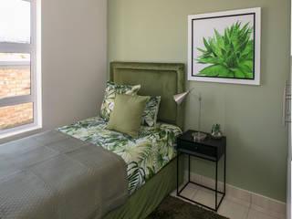 Chambre moderne par Spegash Interiors Moderne