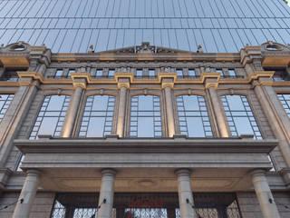Пятизвездочная гостиница в Краснодаре: Гостиницы в . Автор – Архитектурное бюро 'Шумливый и Партнеры',