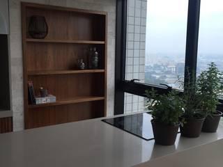Balcones y terrazas de estilo moderno de ARK2 ARQUITETURA Moderno