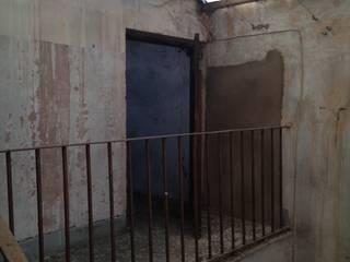 REFORMA Y REHABILITACIÓN DE EDIFICIO HISTÓRICO EN BADAJOZ por construcciones pedro flecha de Construcciones Pedro Flecha