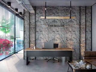 ANTE MİMARLIK  – Can Seracılık:  tarz Ofis Alanları
