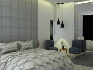 Lodha Belmondo, Tower 1,201:   by Edge spot interior