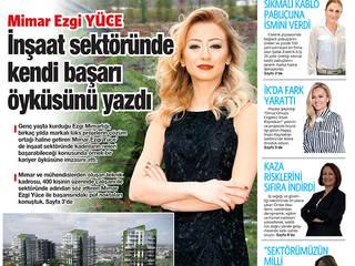 by Ezgi Yüce Mimarlık AŞ.
