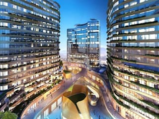 Houses by ezgi yüce mimarlik aş.,