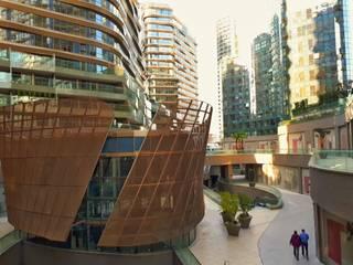 Casas de estilo moderno de ezgi yüce mimarlik aş. Moderno