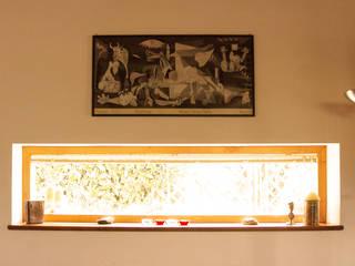 Country house: Sala da pranzo in stile  di VITAE DESIGN STUDIO