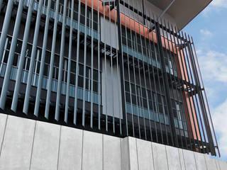 Casas modernas por GIMÉNEZ GANGA Moderno