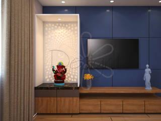 Modern living room by DESIGNIT Modern