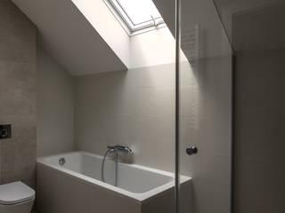 ememstudio Industrial style bathroom