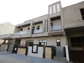 MANGILAL JI HOUSE:   by DESIGN AHEAD ARCHITECTS