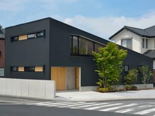 Casas de estilo  por 小野建築設計室, Moderno