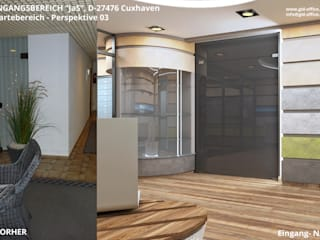 根據 GID│GOLDMANN-INTERIOR-DESIGN - Innenarchitekt in Sehnde