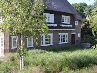 Field emotion Andredw van Egmond | designing garden and landscape Minimalist style garden