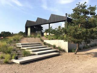 Minimalist style garden by Andredw van Egmond | designing garden and landscape Minimalist