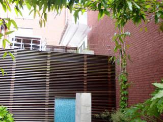 Modern style gardens by Andredw van Egmond | designing garden and landscape Modern
