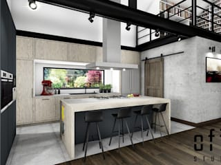 Kitchen by Offa Studio, Modern