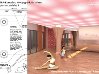 Modern hotels by GID│GOLDMANN-INTERIOR-DESIGN - Innenarchitekt in Sehnde Modern