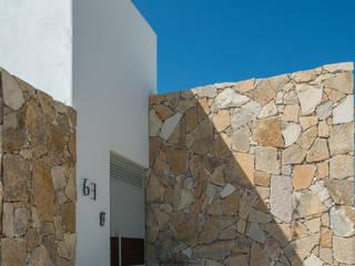 Mediterrane huizen van LUIS GRACIA ARQUITECTURA + DISEÑO Mediterraan