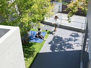 sou モダンな庭 の e do design 一級建築士事務所 モダン