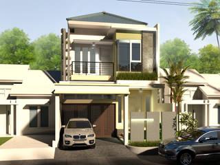 Rumah Tinggal Mrs. Marisa Mustari:   by Artisia Studio