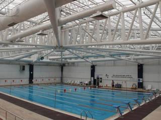 Vip Dekorasyon – Bakırköy Olimpik Yüzme Havuzu Su Yalıtımı ve Dekorasyon:  tarz Etkinlik merkezleri