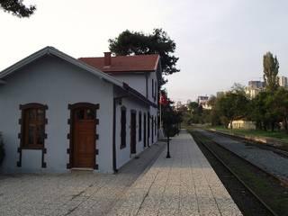 Vip Dekorasyon – TCDD Ispartakule Tren İstasyonu Tarihi Eser ve Lojman Anahtar Teslim Tadilatı:  tarz Müzeler
