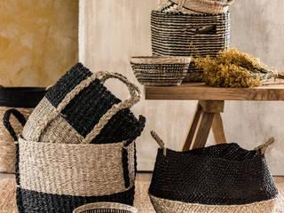 Los materiales naturales destacan en la tendencia Emma & John:  de estilo  de MAISONS DU MONDE