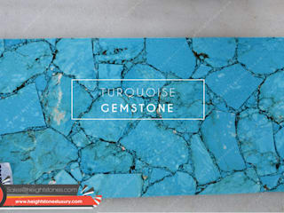Height Stones Dining roomAccessories & decoration Quartz Blue