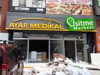 Vip Dekorasyon – Bahçeşehir Medikal Anahtar Teslim:  tarz Dükkânlar