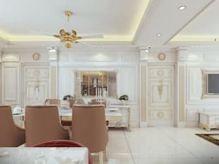 Dining room by ACDA