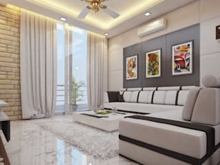 Living room by ACDA