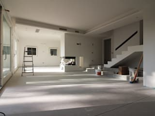 Work in progress di Flavia Benigni Architetto Moderno
