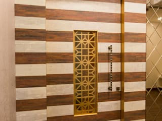 Door designs:  Doors by Woodofa Lifestyle Pvt. Ltd.