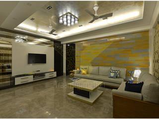 Salas de estar  por Traansformation Design Studio