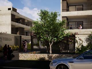 PH Terrada II de Gustavo Avila, arquitecto Moderno