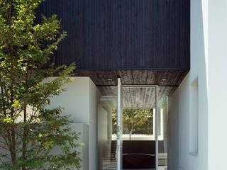 松岡淳建築設計事務所 Casas modernas