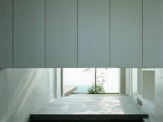 浴室: 松岡淳建築設計事務所が手掛けた浴室です。,