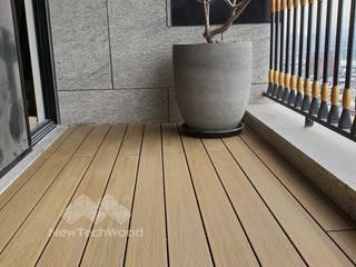 Terrazas de estilo  de 新綠境實業有限公司, Clásico