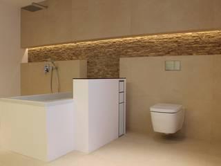 Umbau von Häuser und Wohnungen Moderne Badezimmer von Architektur.Design Dombrowski Modern
