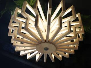 Lustre Isaac Junior par Anja Clerc Design Éclectique